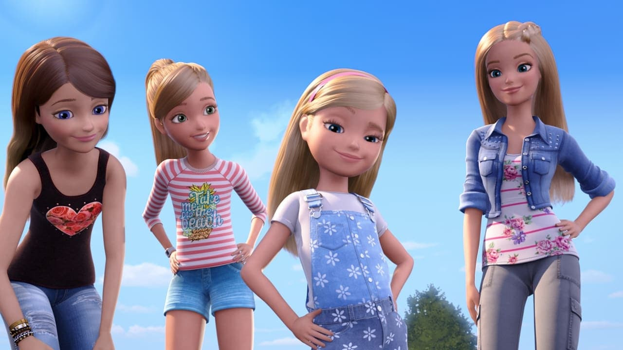 meet barbie and her fab sisters