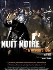 Nuit noire, 17 octobre 1961
