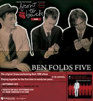 MySpace Music Presents: Front to Back with Ben Folds Five