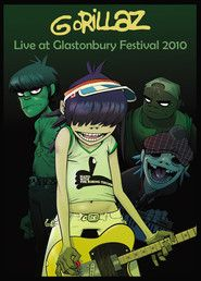 Gorillaz Live at Glastonbury Festival 2010