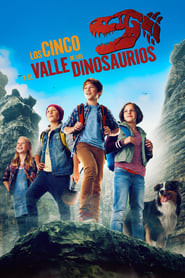 The Famous Five and the Valley of Dinosaurs