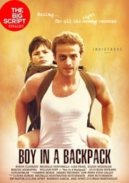 Boy in a Backpack