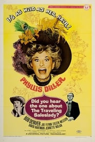 Did You Hear the One About the Traveling Saleslady?