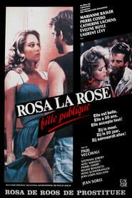 Rosa la Rose, Public Girl