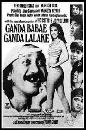 Ganda Babae, Ganda Lalake