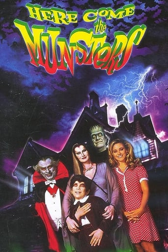 Here Come the Munsters