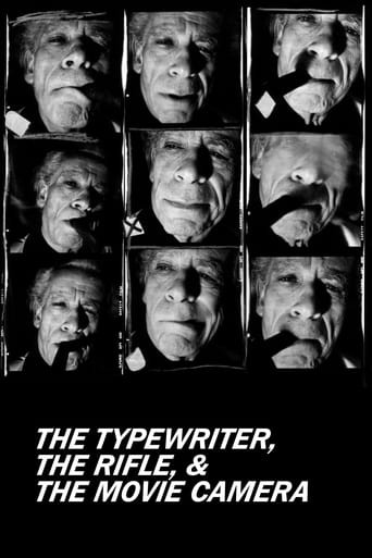 The Typewriter, the Rifle & the Movie Camera