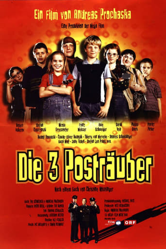 The 3 Postal Robbers