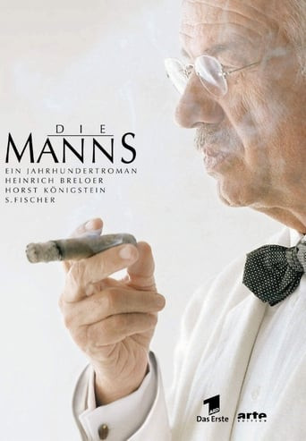 The Manns - Novel of a Century