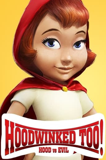 Hoodwinked Too! Hood VS. Evil