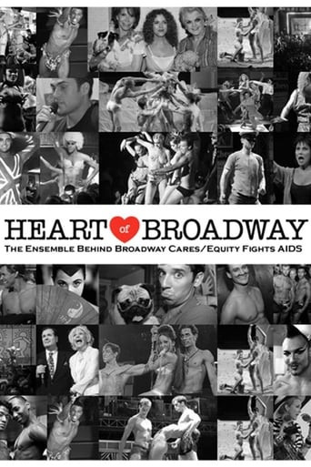 Heart of Broadway: The Ensemble Behind Broadway Cares/Equity Fights AIDS