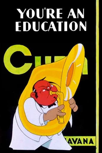 You're an Education