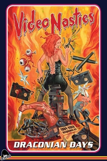 Video Nasties: Draconian Days