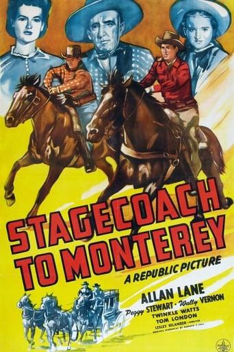 Stagecoach to Monterey