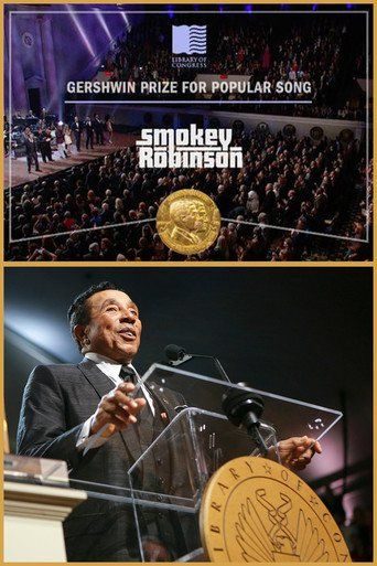 Smokey Robinson: The Library of Congress Gershwin Prize for Popular Song
