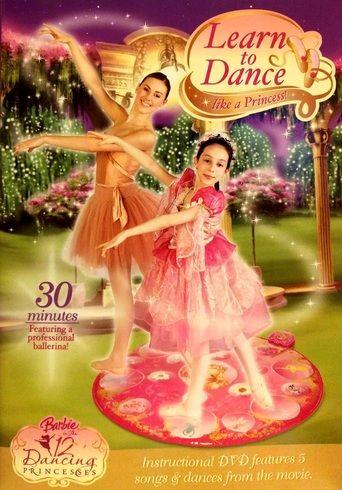 Amazon.com: Barbie - Learn to Dance Like a Princess ...