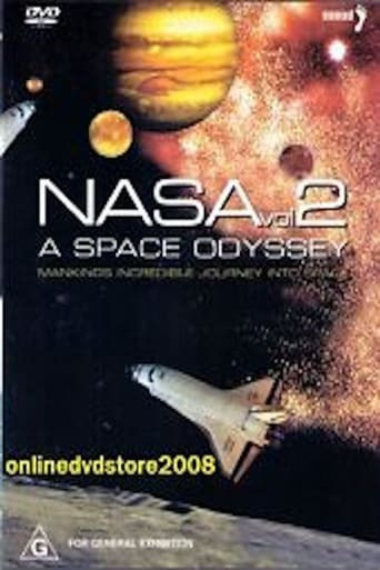 NASA: A Space Odyssey Vol. 2