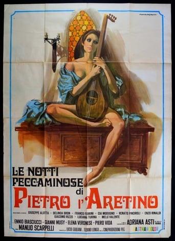 Le notti peccaminose di Pietro l'Aretino