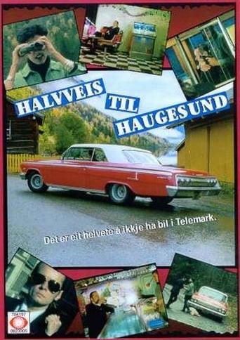 Halfway to Haugesund