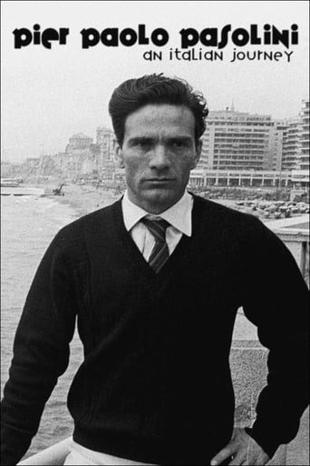 Pier Paolo Pasolini: An Italian Journey
