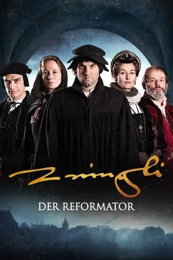 The Reformer – Zwingli: A Life's Portrait