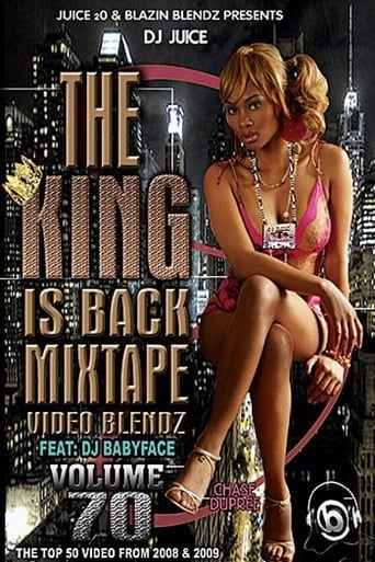 DJ Juice - The King is Back Mixtape Blend Dvd Vol. 70