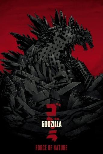 Godzilla: Force of Nature