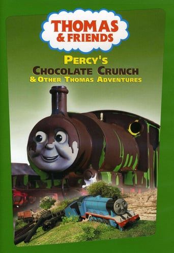 Thomas & Friends: Percy's Chocolate Crunch and Other Thomas Adventures