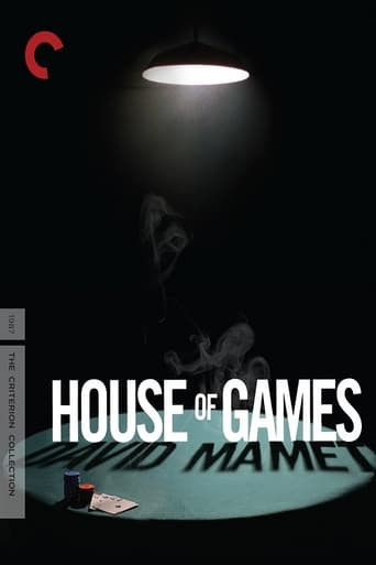 David Mamet on House of Games