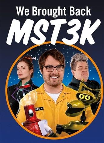 We Brought Back MST3K