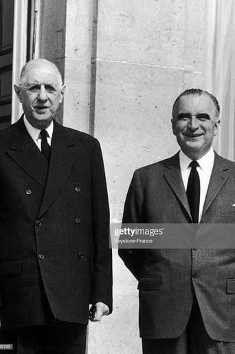 De Gaulle and Pompidou