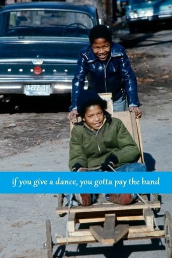 If You Give a Dance, You Gotta Pay the Band