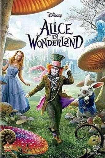 Alice in Wonderland: Finding Alice