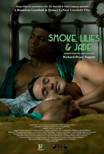 Smoke, Lilies and Jade