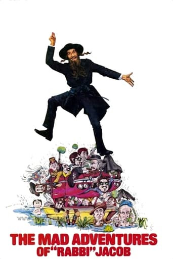 The Mad Adventures of Rabbi Jacob