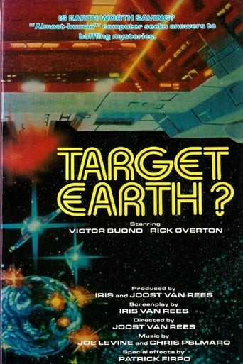 Target... Earth?