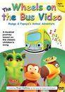 The Wheels on the Bus Video: Mango and Papaya's Animal Adventures