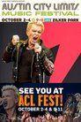 Billy Idol - Live Austin City Limits Music Festival 2015