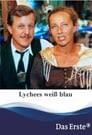 Lychees weiß blau