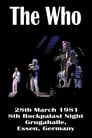 The Who: Rockpalast 1981