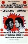 Sugar Ray Leonard vs. Roberto Duran