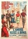 L'amore nasce a Roma