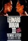 Roberto Duran vs. Sugar Ray Leonard III