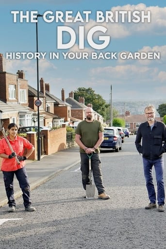 The Great British Dig: History In Your Garden