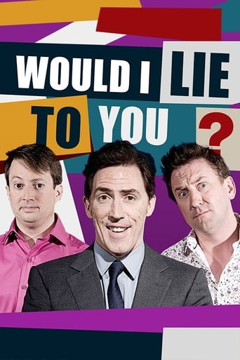 Would I Lie to You?