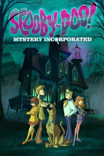 Scooby-Doo! Mystery Incorporated