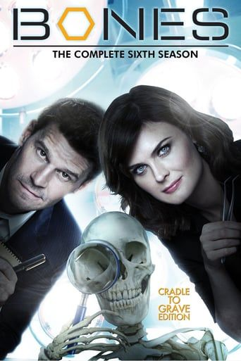 Bones Season 6