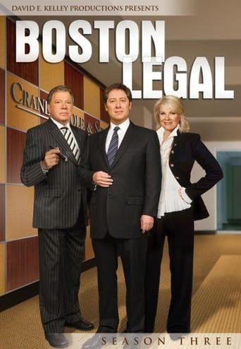 Boston Legal Season 3