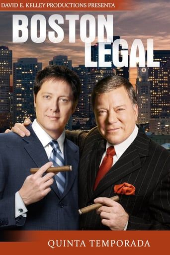 Boston Legal Season 5