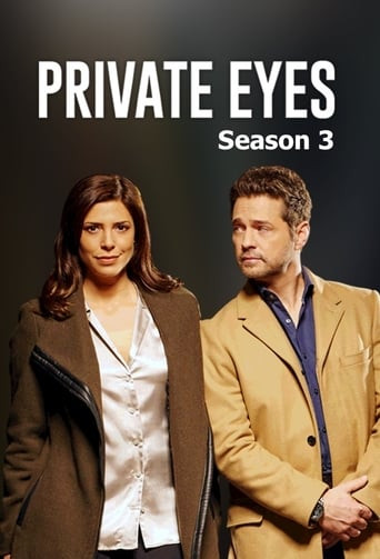 Private Eyes Season 3